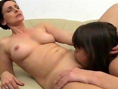 FemaleAgent - MILF agents amazing orgasms