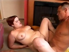 Papa - Chunky Ginger-haired gets fucked