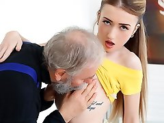 Empera in Old Man Fucks A Fresh Babe - Elder-n-Young