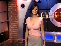 Catherine Bell on Howard Stern Demonstrate