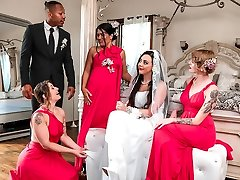 Whitney Wright & Ricky Johnson in Angelic Bride To Assfucking Angel - RKPrime
