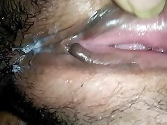 Pussy Showcase of a South Indian Milf