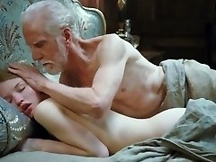 Emily Browning - Teenager girl sex with old man, Full Frontal Nudity, Bush