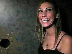 Amazing Amateur video with Glory Slot,Blowjob scenes
