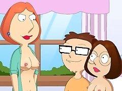 Family Guy hardcore parody1