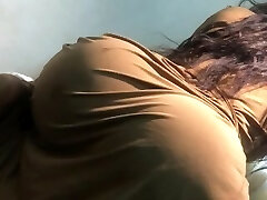 My wife's jiggling Soft thick bum is my massive turn on