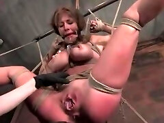 Felony Domination & Submission 1 With Claire Adams