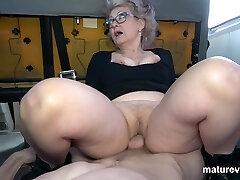 Veronique Mischievous Granny Cant Wait For You