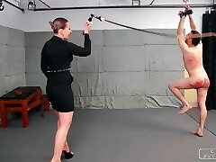 Domme Anette is annoyed - trailer
