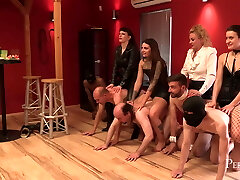 Mistresses' Party - Goddesses Need To Relax