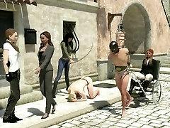 Female Domination-Gynarchy-FLR-Public life.