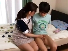 1 Family no1 Mother teaches her son about masturbation -