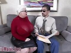 Fat Ass Monster Saggy Tit Plump Whore Claudia Marie Boned