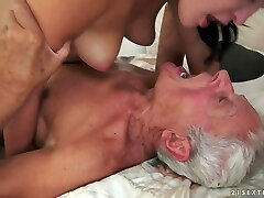 Dolly Diore in Of Picnics and Old Cocks Movie