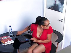 BG Milf Donna Ambrose AKA Danica 5