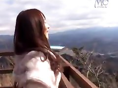 Beautiful Asian Wife cheated on husband on a trip