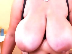 Mega Hangers #14 Busty Thick Mature