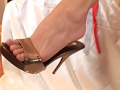 foot fantasies with mya diamond and hot friend