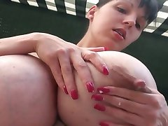 Big Fake Ugly Milky German Boobs-by PACKMANS