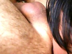 Young amateur russian girl - blowjob and rimming