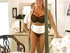 busty mature whore seduced dude