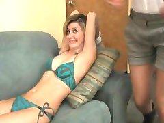 Stella Bikini Tickling