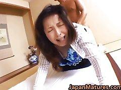Hitomi Kurosaki is a hot mature
