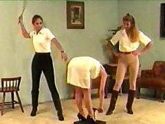 tough strapping and spanking