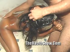 18 year old Dominican Sex tape exposed