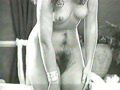 Hirsute Sandra Shaves