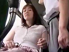Masturbation Auf dem BUS