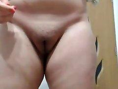 SEXY CAMELTOE PUSSY