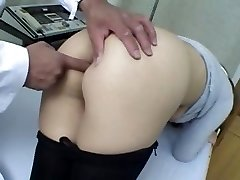 chinese doctor and japanese asshole