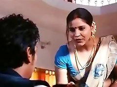 Desi aunty seduced by young boy