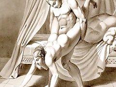 Art érotique, & Musique - Waldeck Dessins
