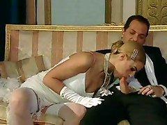 Итальянский белокурая дива гламурный секс