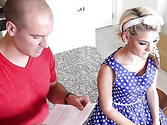 ExxxtraSmall - Small Tight Pussy Teen Gets Destroyed