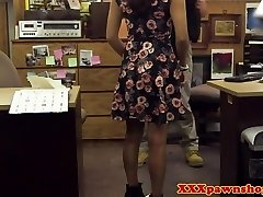 Coed hotty pov riding spunk-pump to pay tuition
