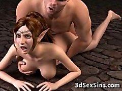 Oger Hämmern 3D-Babes!