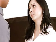adolescent fille douce Angell Summers et Rocco Reed