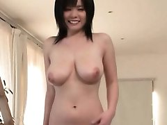 See how this smoking hot Asian babe part6