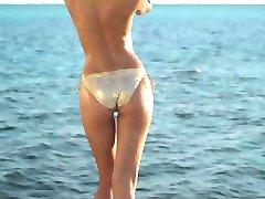 Victoria & amp;#039;s secret - Candice Свейнпол bikini paski