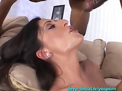 extreme cock sucking