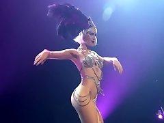 Burlesque Striptiz