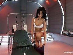 fremmede maskiner ta breanne benson til bane orgasmer