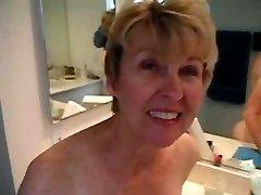 Badezimmer Saugen und Ficken