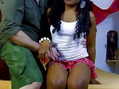Video Casero - Ebony Babe