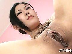 Peludo Japonés Extremo El Fisting