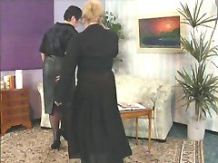 Lesbian Granny