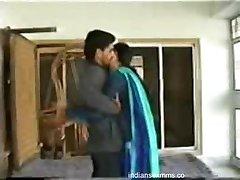Paquistaní Desesperada GF con BF Sexo duro